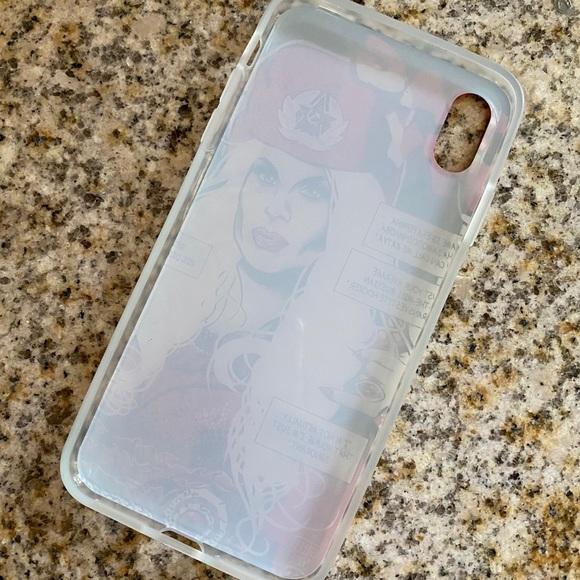 iPhone XS Max Katya silicone case